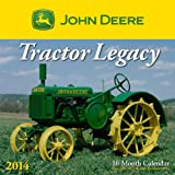 John Deere Tractor Legacy 2014: 16 Month Calendar - September 2013 through December 2014