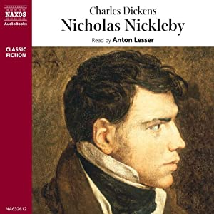 Nicholas Nickleby Audiobook