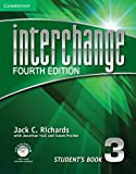 Interchange Level 3 Students Book with Self-study DVD-ROM (Interchange Fourth Edition)