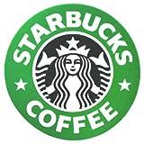 STARBUCKS スターバックス 大型 旧ロゴ マウスパッド