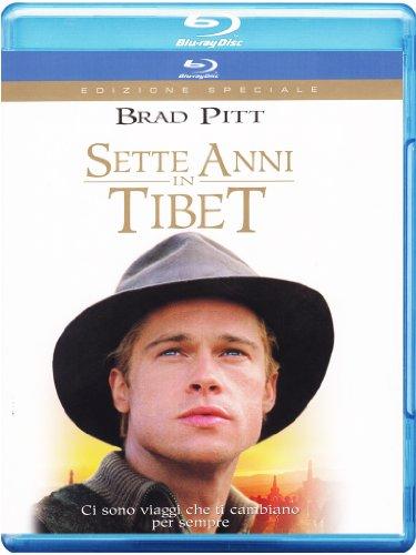 Sette anni in Tibet(edizione speciale) [Blu-ray] [IT Import]