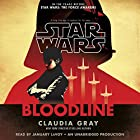 Star Wars: Bloodline - New Republic Audiobook by Claudia Gray Narrated by January LaVoy