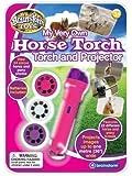 Brainstorm - Neu Kinderzimmer Mädchen Taschenlampe Wand Foto Projektor Spielzeug 24 Bilder Mein eigenes Pferd Pony