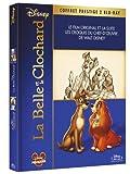 echange, troc La Belle et le clochard + Le Belle et le clochard 2 + livret de croquis [Blu-ray]