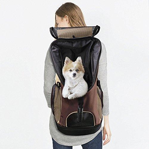 犬 猫用ペットキャリー 軽い 人気ペット鞄 キャリーバッグ  リュック おしゃれ リュック レディース 中型犬 携帯しやすい アウトドア 旅行 お出かけ便利