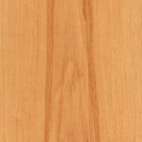 Hickory Flat Cut 2x8 PSA 9505 Palomino Finish Veneer Sheet