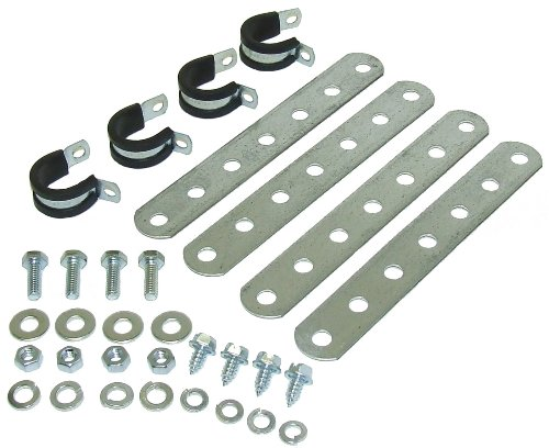 Hayden Automotive 253 Metal Mounting Bracket Kit (Honda Accord 1992 Parts compare prices)