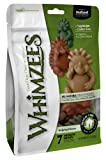 Image of Paragon Whimzees Hedgehog Dental Treat for Medium Dogs, 7 Per Bag 14.0oz (399g)