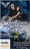 Paranormal Dating Agency: Dragon Got Your Tongue (Kindle Worlds Novella) (Dragon Guard Book 24)