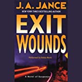 img - for Exit Wounds: A Novel of Suspense book / textbook / text book