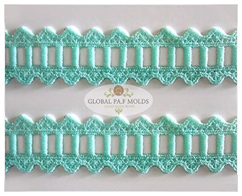 Handmade Silicone Fondant Mould/new Lace Mold 47445h