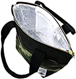 (マルカワジーンズパワージーンズバリュー) Marukawa JEANS POWER JEANS VALUE トートバッグ 杢調 ファスナー付き 保冷 保温 ランチバッグ 4color ランキングお取り寄せ