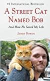 James Bowen A Street Cat Named Bob: And How He Saved My Life (Wheeler Large Print Book Series)