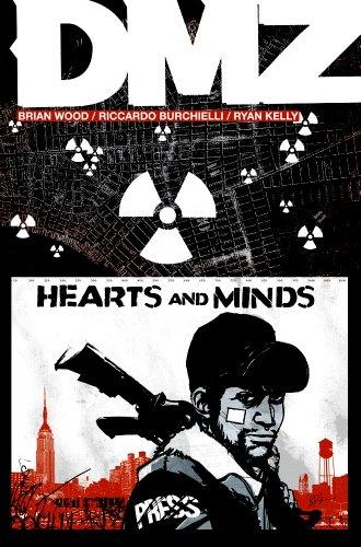 DMZ 42-49: DMZ: Dmz TP Vol 08 Hearts And Minds