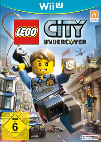 Lego City Undercover WiiU amazon