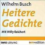 Heitere Gedichte | Wilhelm Busch