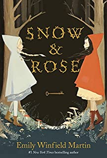 Book Cover: Snow & Rose
