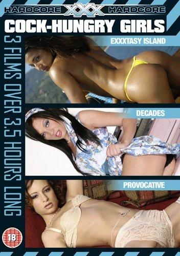 XXX Hardcore: Cock Sucking Whores (3 Film Set) [DVD]