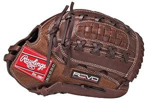 Rawlings Revo 550 Series 12.5-inch Fastpitch Softball Glove, Right-Hand Throw (5SC125MD)
