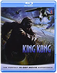 King Kong [Blu-ray] (Bilingual)