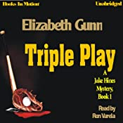 Triple Play: A Jake Hines Mystery, Book 1 | [Elizabeth Gunn]
