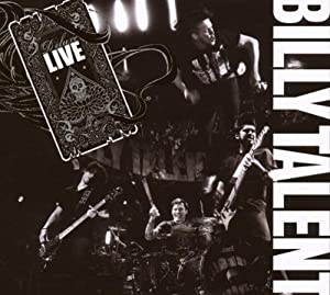 Amazon Com Deluxe Live Billy Talent Movies Amp Tv