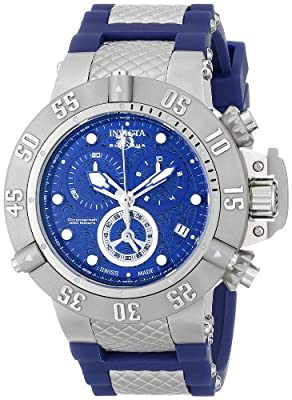 Invicta Men's 15798 Subaqua Analog Display Swiss Quartz Blue Watch