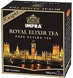 Impra Royal Elixir KnightTea, 100-Count Tea Bags (Pack of 6)