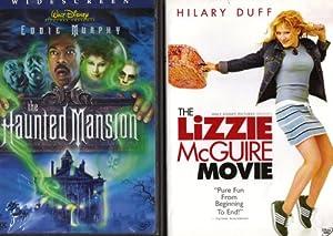Amazon.com: The Haunted Mansion ,The Lizzie Mcguire Movie ...  Amazon.com: The...