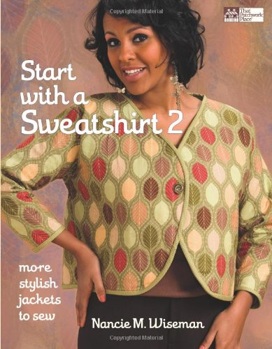Start With a Sweatshirt 2: More Stylish Jackets to Sew