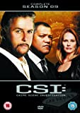amazon jaquette CSI: Crime Scene Investigation - Las Vegas - Complete - Season 9 [Import anglais]