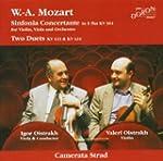 Sinfonia Concertante/Duette