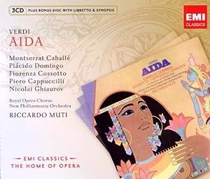 Verdi Aida Home Of Opera by EMI CLASSICS.