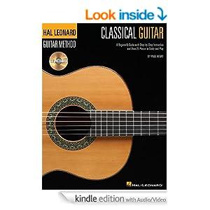 Classical Guitar (Hal Leonard Guitar Method) Pap/Com, Paul