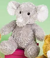 "Stuffed Elephant 6"" for Infants & Children Washable Plush from Melissa & Doug Princess Soft Toys"