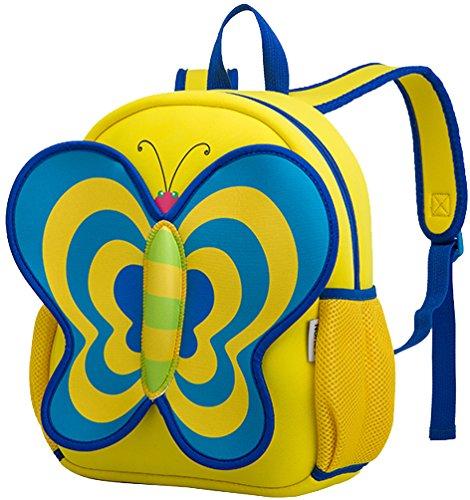Butterfuly-Kids-Pack-Toddler-Girls-Boys-Sidekick-Backpacks