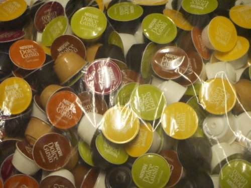 Nescafé Dolce Gusto 6 Flavour Variety Pack (24 capsules, Sold Loose)
