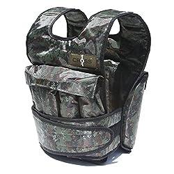 CROSS101 40Lbs Adjustable Weighted Vest