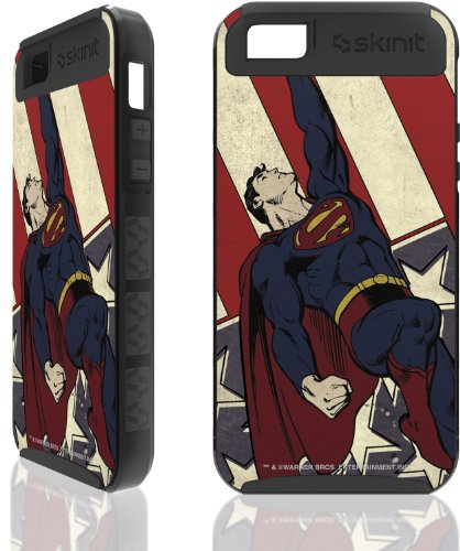 Great Sale Superman American Flag Apple iPhone 5 / 5s Cargo Case