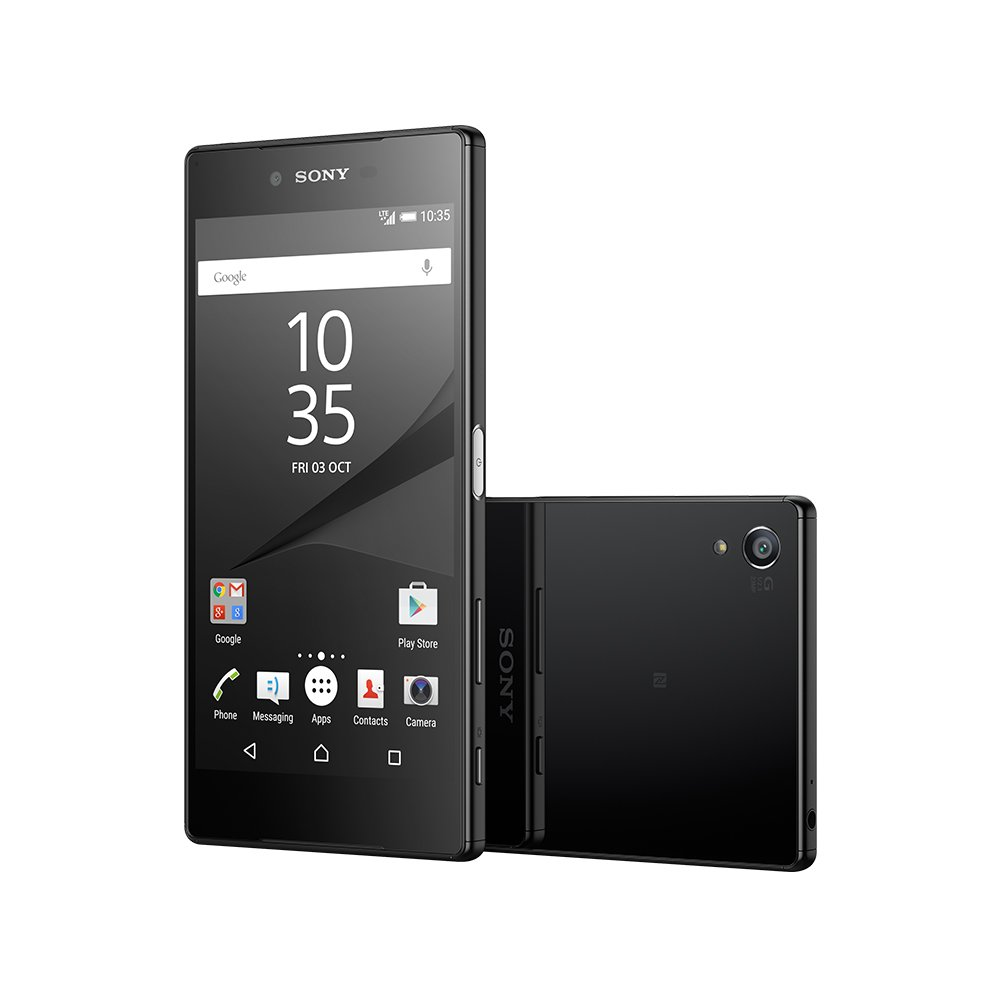 Sony Xperia Z5 Premium E6853 5.5-Inch 4K UHD Display Factory...