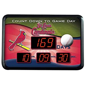 COUNT DOWN TO GAME DAY CLOCK COUNT DOWN TO GAME DAY CLOCK by MLB