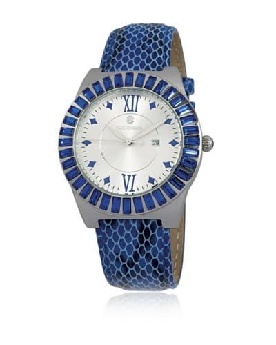 Reichenbach Reloj de cuarzo Woman Fedders Azul 38 mm