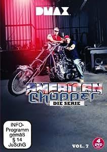 American Chopper Box, Vol. 7 [4 DVDs]