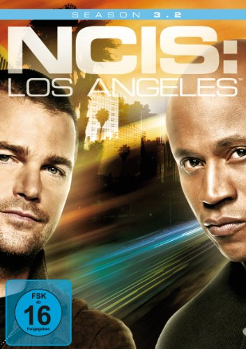 NCIS: Los Angeles - Season 3.2 [3 DVDs]