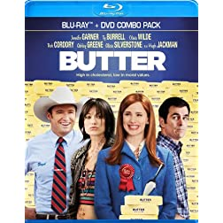 Butter [Blu-ray]