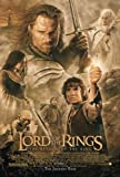 THE LORD OF THE RINGS POSTER RETURN OF THE KING (68cm x 98cm) + a free surprise poster!