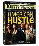 American Hustle [Blu-ray + DVD + Digi...
