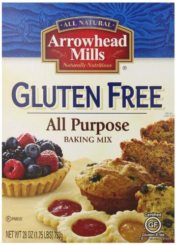 Arrowhead mills gluten free all purpose baking mix 28 for Atkins cuisine all purpose baking mix where to buy