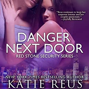 Danger Next Door Audiobook