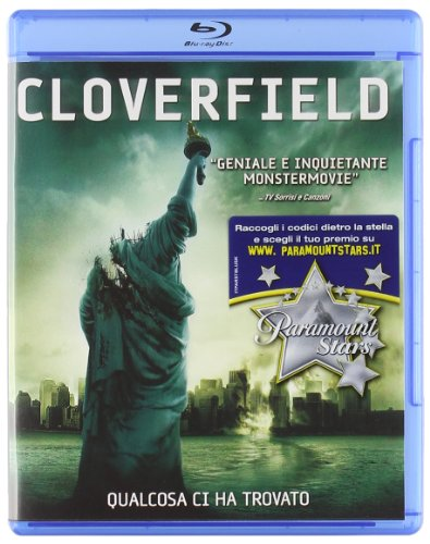 Cloverfield [Blu-ray] [IT Import]